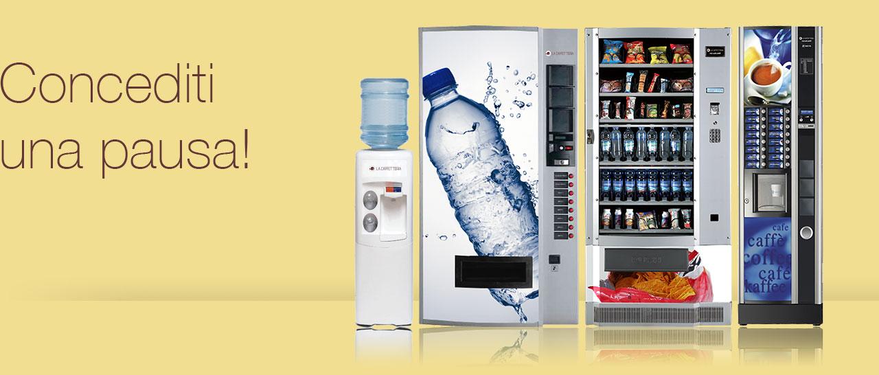 Distributori automatici - La Caffetteria Srl